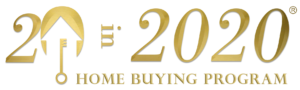 20 in 2020 Home Buying Program
